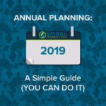 2019 Annual Planning